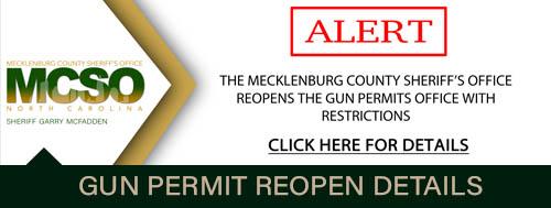 Gun Permit Reopen Details