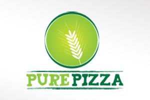 Pure Pizza Logo
