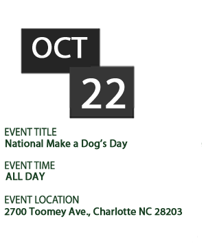 National Make a Dog's Day