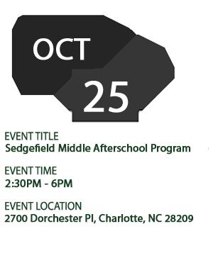Sedgefield Middle Afterschool Program